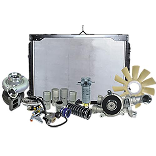 Engine Cooling Fuel System