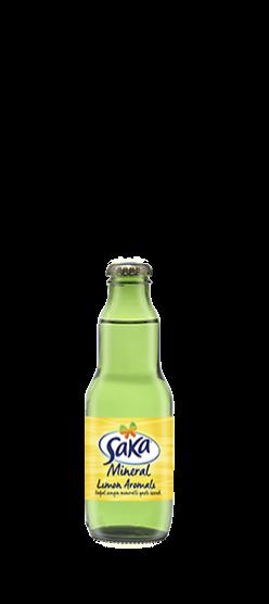 Saka Maden Suyu Limon 200ml