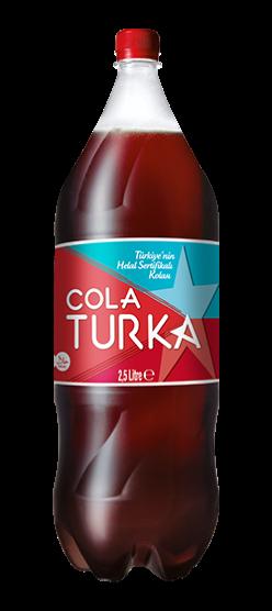 Cola Turka 2,5L