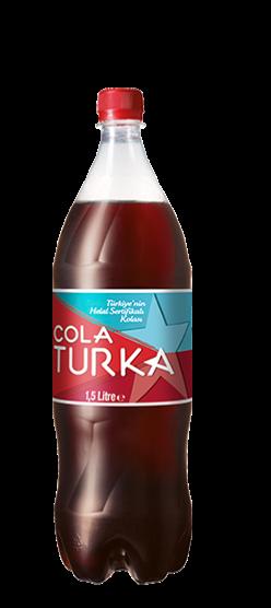 Cola Turka 1,5L