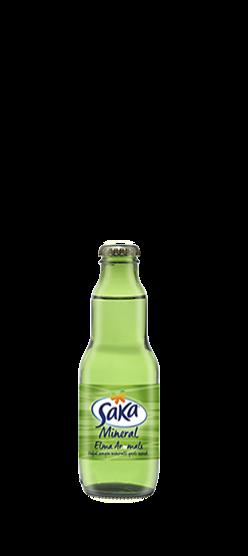 Saka Mineral Water Apple 200ml