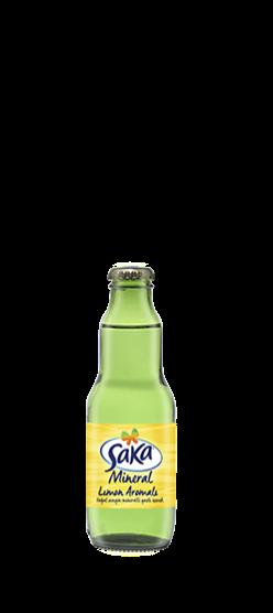 Saka Mineral Water Lemon 200ml