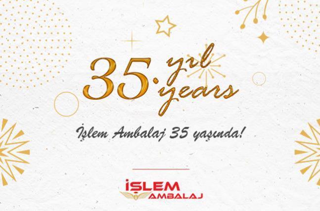 Wir feiern unser 35-jähriges Jubiläum!