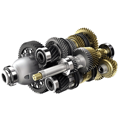 Gearbox Differantial