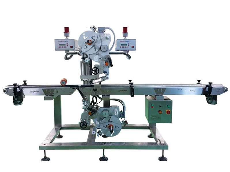 Alt Üst Etiketleme Makinesi (GMTL-140/250)