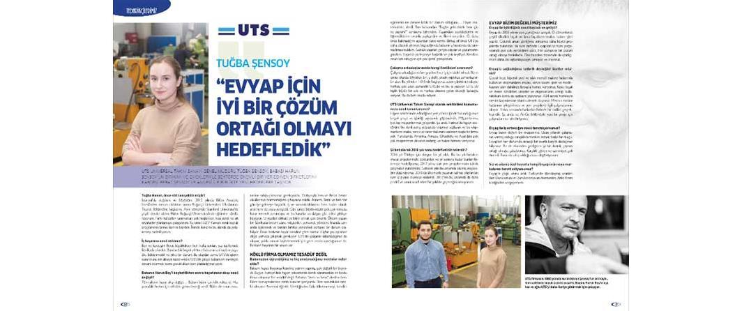 Evyap World Magazine
