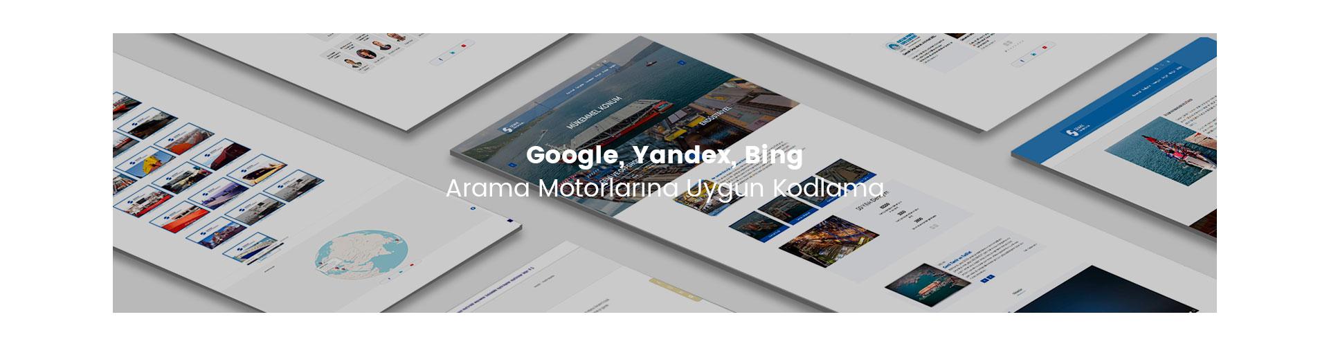 Gemak Şirketler Grubu Google