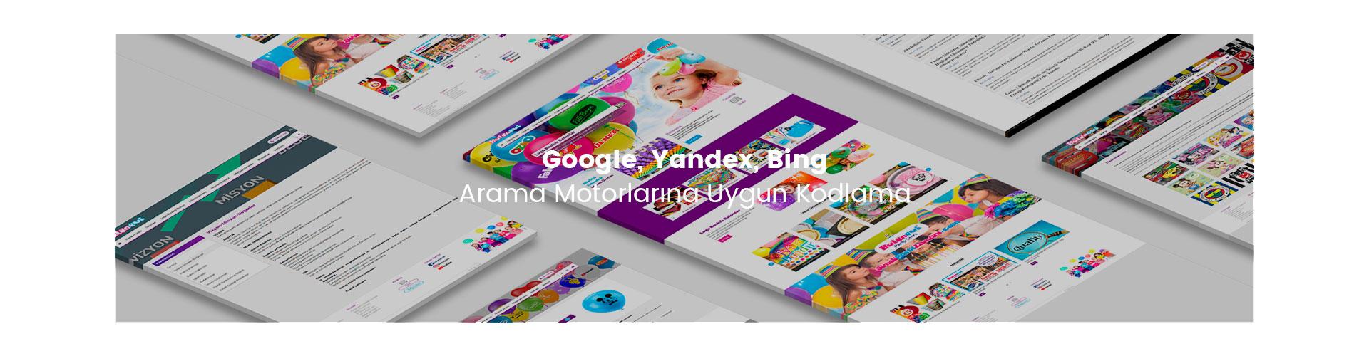 Balonevi Web Sitesi Google