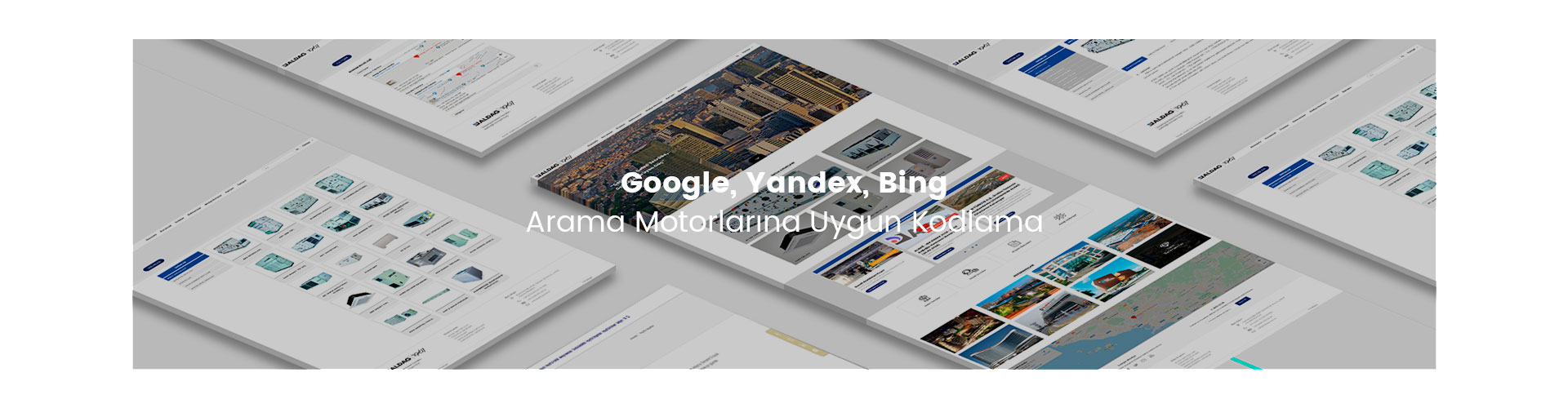 Aldag soyutma sanayi Google