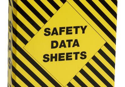 SDS - Güvenlik Bilgi Formları