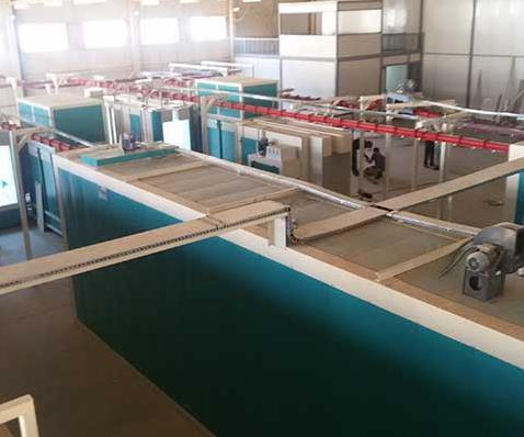Powder Coating Booths and Plants