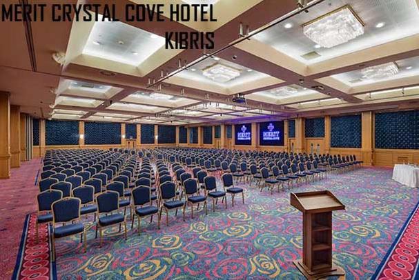 MERIT CRISTAL HOTEL I КИПР