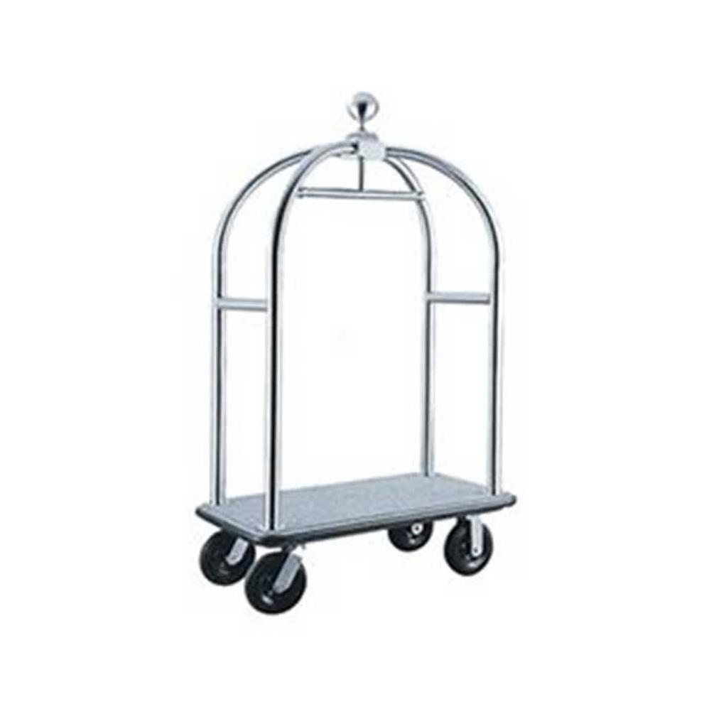 Paslanmaz Bavul Taşıma Arabası - BBT01