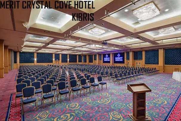 MERIT CRISTAL HOTEL I KIBRIS